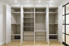 interior armario empotrado