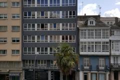 Edificio de vivienda a reformar en A Coruña