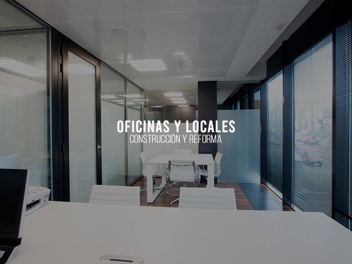 reformas locales y oficinas